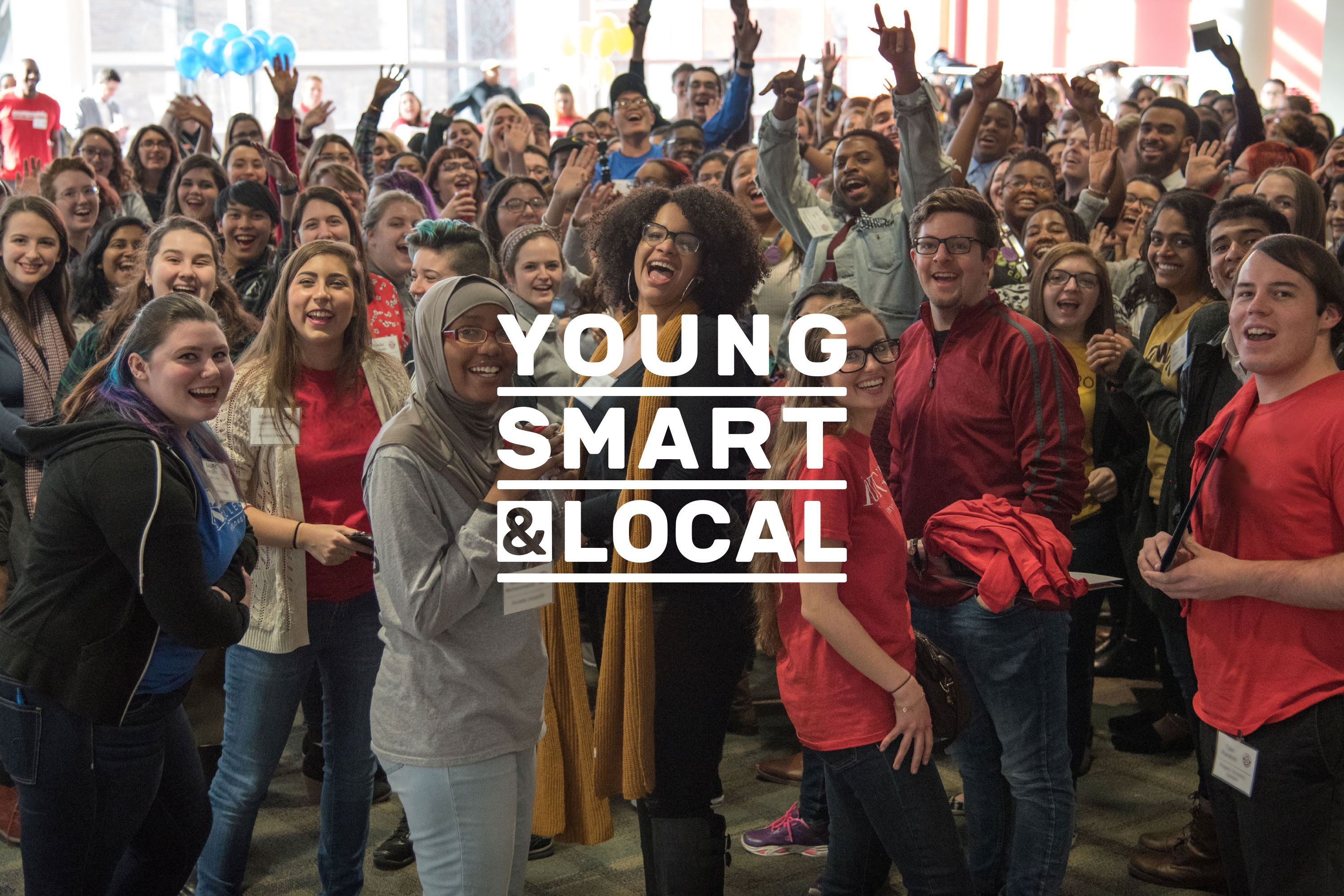 young, smart and local