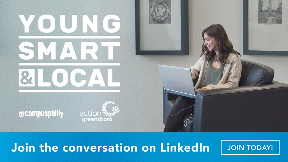 Join the conversation on LinkedIn: JOIN TODAY!